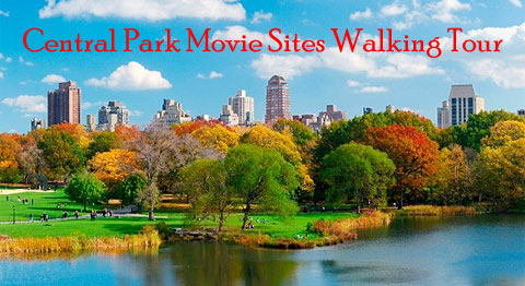 Central Park Movie Sites Walking Tours